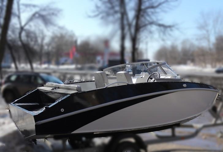 алюминиевые лодки российского производства в красноярске